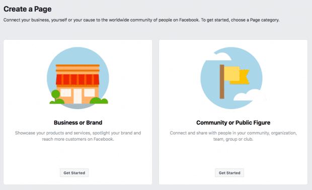 كورسات مترجمة كيفية إنشاء صفحة فيسبوك بزنس في 7 خطوات سهلة